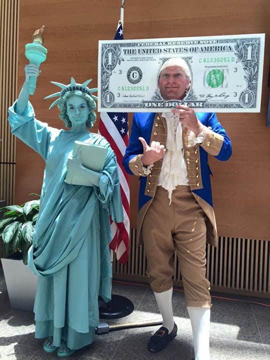 IE-George Washington