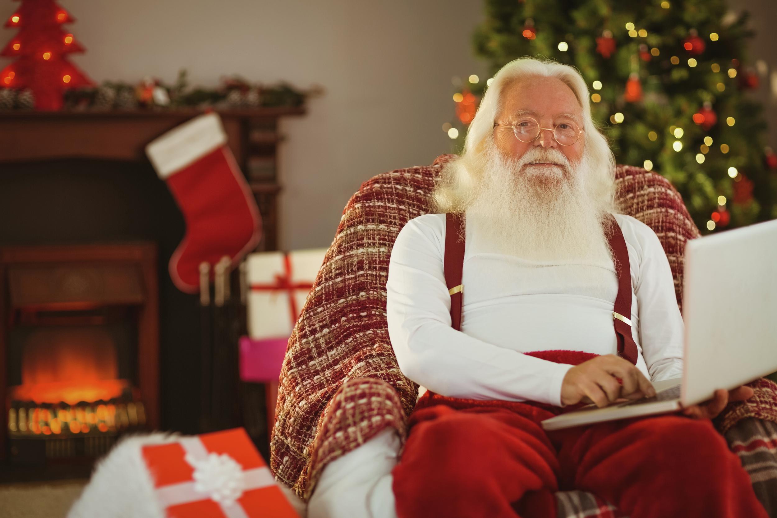 Skype-Santa Header