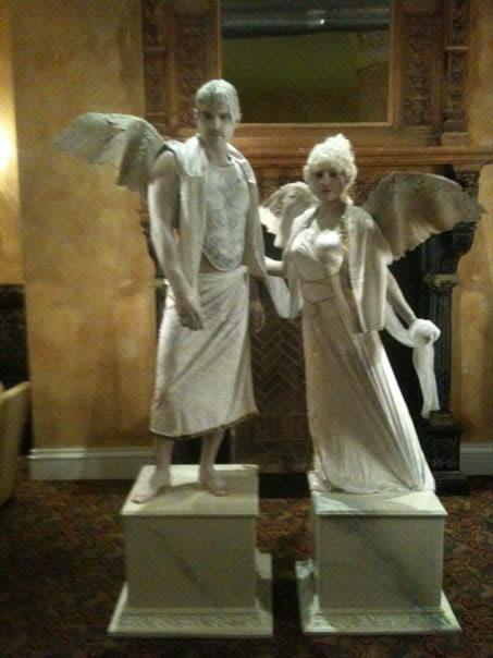 houston angel statue1